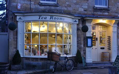 Best Tea Rooms Cotswolds